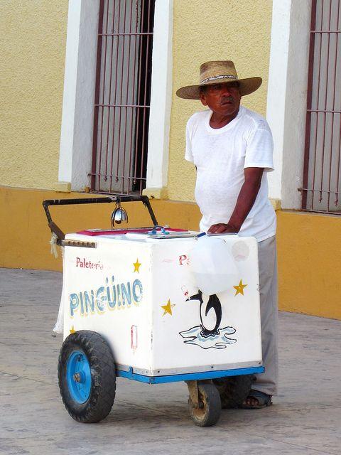 De Que Sabor Las Paletas Senor I Want It Mexico Mexican