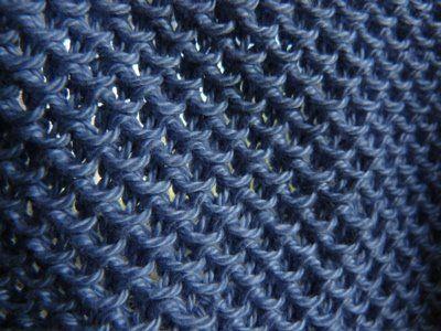 Chinese Waves Stitch Knitting Ideas Pinterest K2 Stitch And