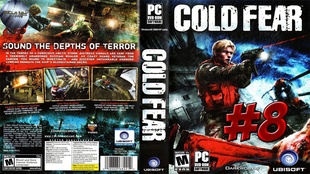 Cold Fear PC Game Free Download Highly Compressed Free