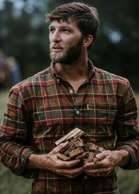 d3c70ec5db4 Huntsman Plaid Fairbanks Flannel Shirt Lumberjack Shoes