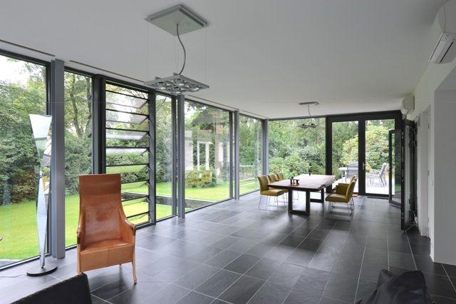 Serres aanbouw uitbouw of glazen dak home style for Glazen uitbouw