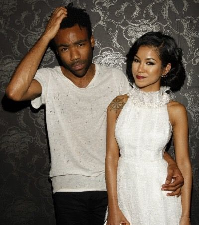 jhene aiko and donald glover relationship