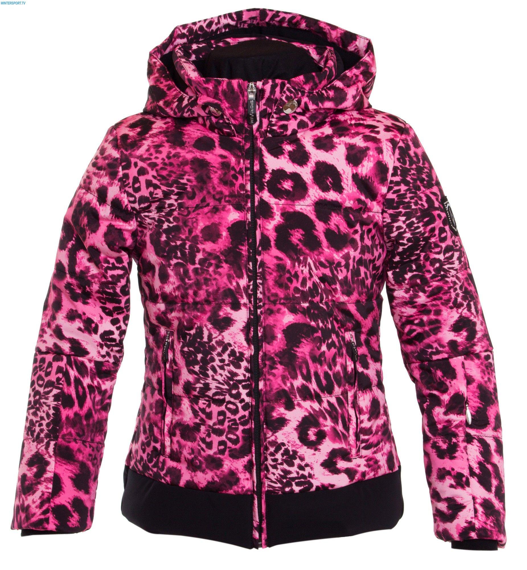 c52c69468e Sportalm Kids Whity Ski Jacket