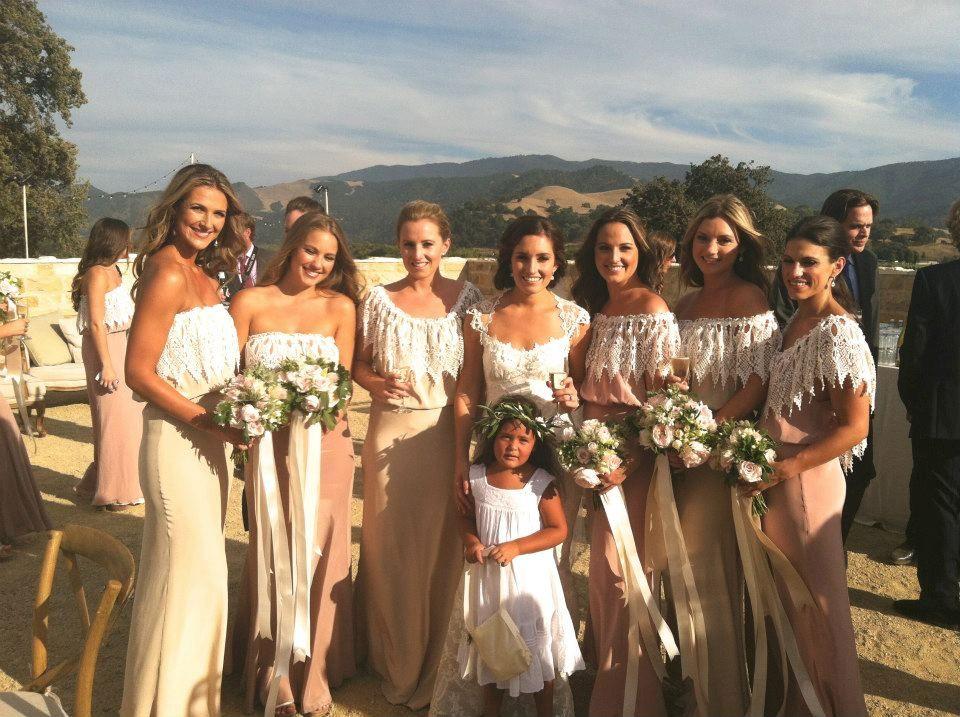 STONE COLD FOX- Bridesmaids thestonecoldfox.com | STONE COLD FOX ...
