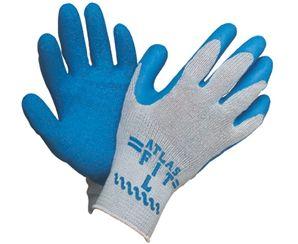 Atlas Fit 300 Gloves Blue 12 Pairs Gloves Best Garden Tools