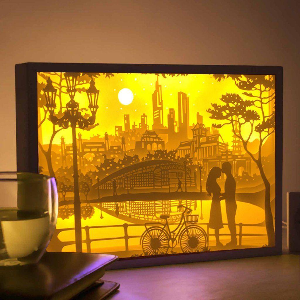 Pin On 3d Papercut Light Boxes