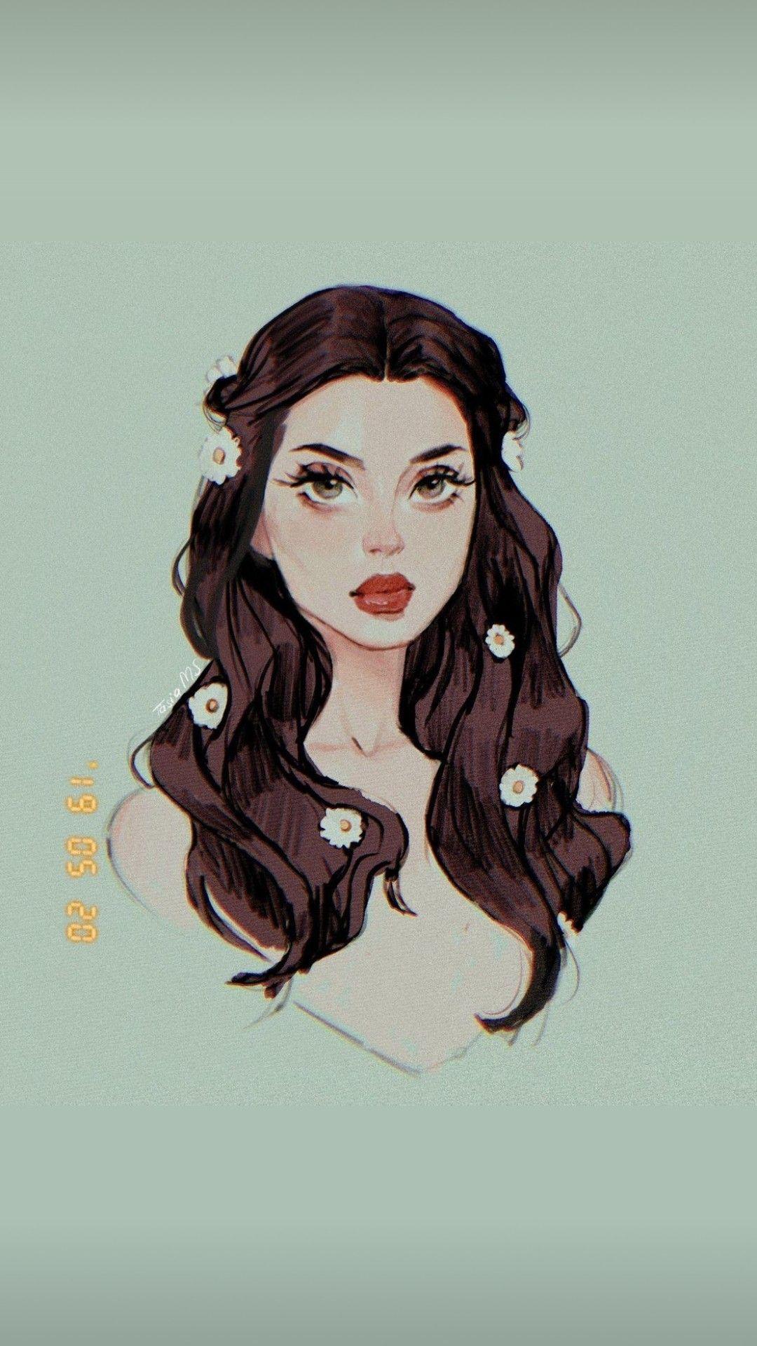 Lana Del Rey Ilustraciones Dibujos Bonitos Arte De Personajes