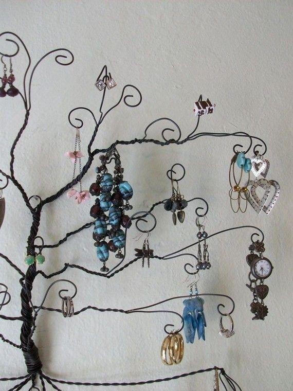 Jewellery tree - must find those pliers!