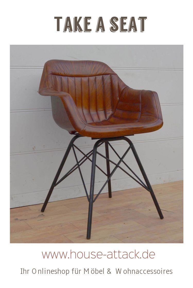 Schalenstuhl Aus Vintage Ziegenleder Stuhl Schalenstuhl Leder Inneneinrichtung Mobel Interior Sitzmobel Lederstuhle Stuhle Esszimmerstuhl
