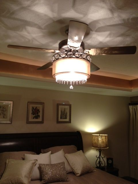 fan chandelier - Google Search | Stephanie Lighting and fans ...