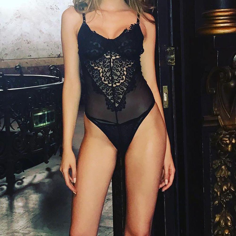 464ea7d4f1fd Women Lingerie Corset Lace Underwire Racy Muslin Bodysuit Temptation U –  Richrichardsonretail