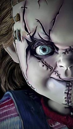 Curse of Chucky (2013) Fankunst chucky curse fankunst