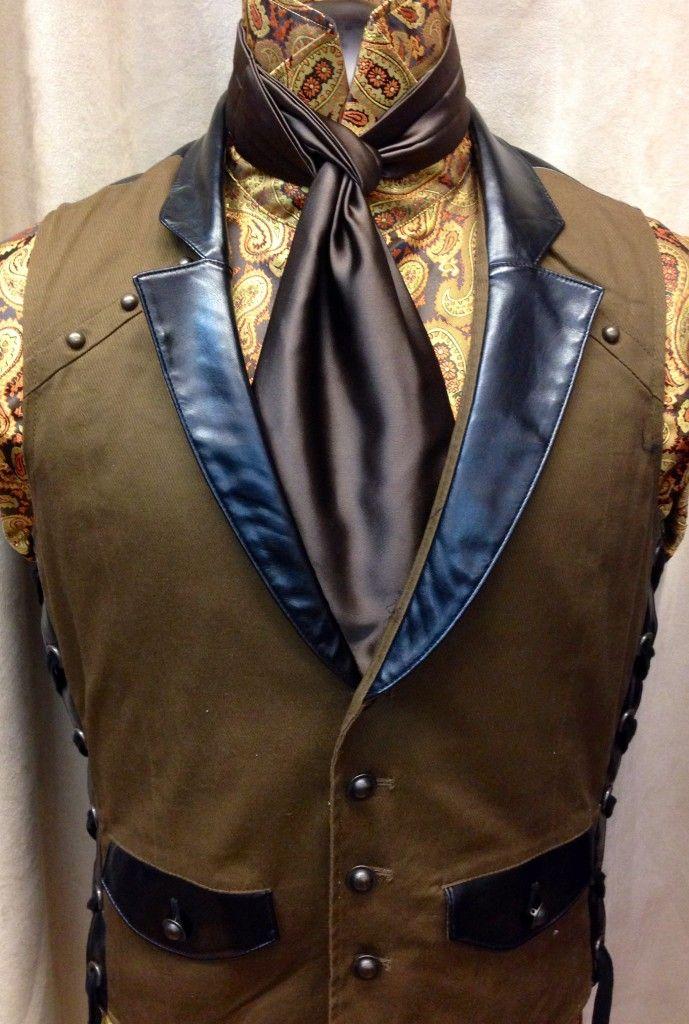 Steampunk fashion is a sub-genre of the steampunk movement ...  Steampunk