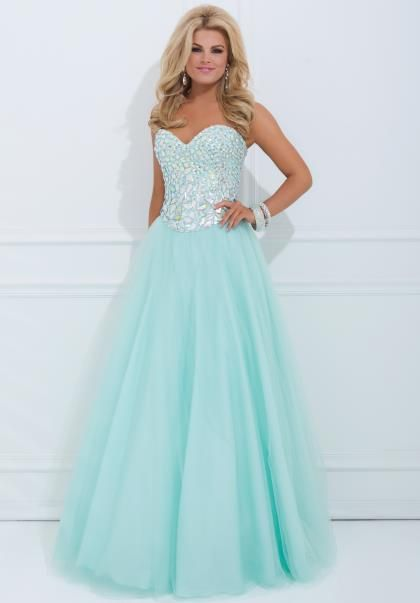 Tony Bowls Le Gala Dress 114525 at Peaches Boutique | sweet 16 ...