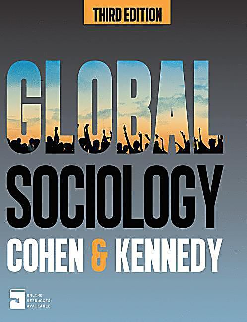 Global Sociology Paul Kennedy Robin Cohen Kartoniert Tb