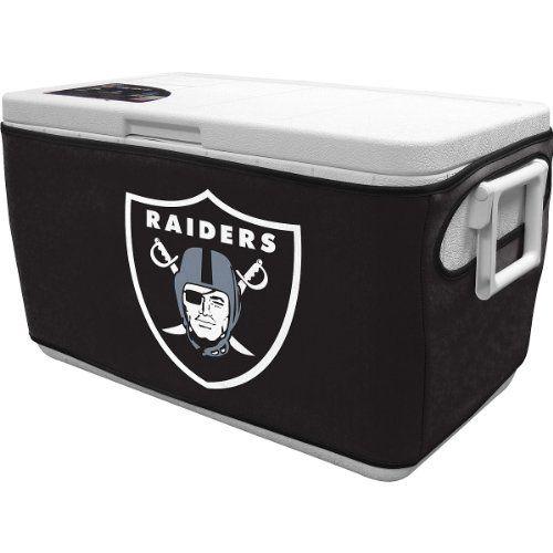 Nfl Oakland Raiders 48 Qt Cooler Cover Future Tattoo