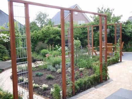Pergola enkel google zoeken tuin pinterest pergolas and garden ideas - Tent tuin pergola ...