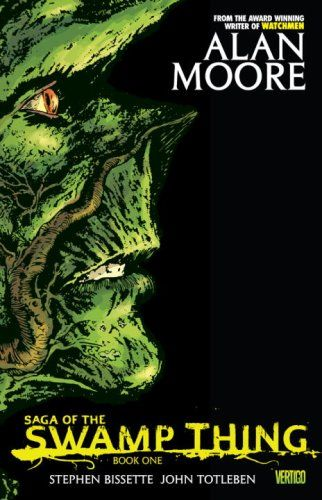 Saga of the Swamp Thing (Alan Moore)
