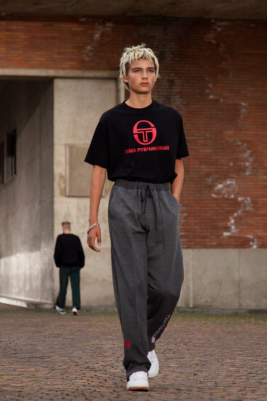 Gosha Rubchinskiy Ss17 Menswear Menswear Fashion Business Casual Fashion