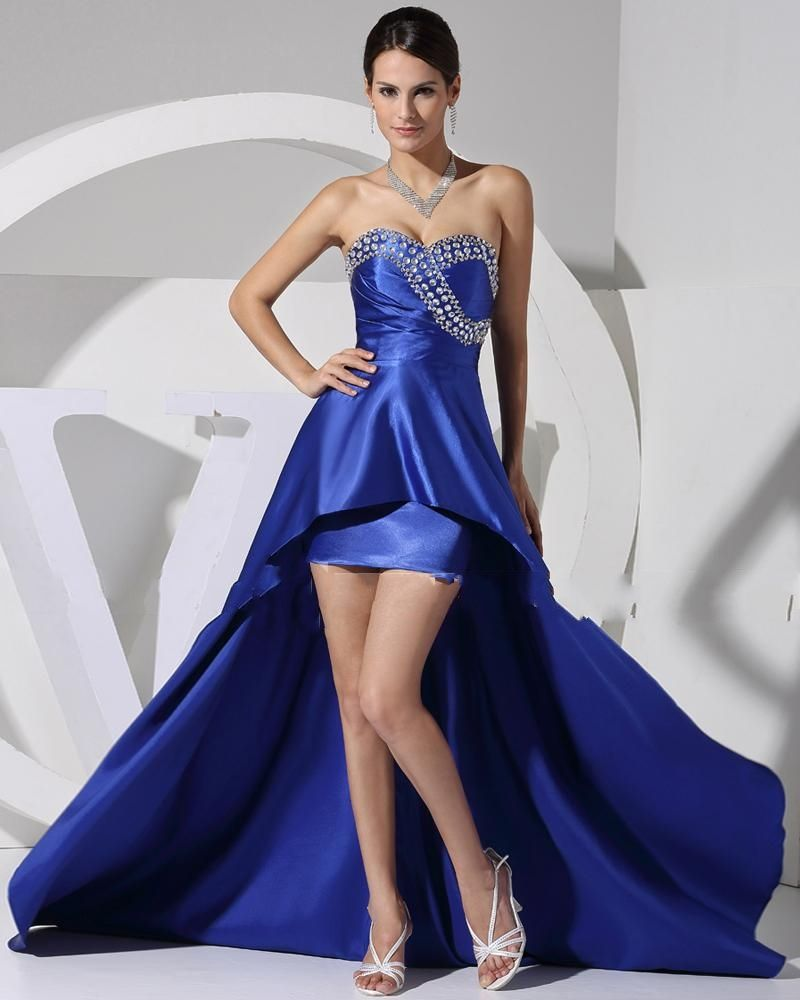 bridesmaid dresses in royal blue quince | Top 50 Royal-Blue ...