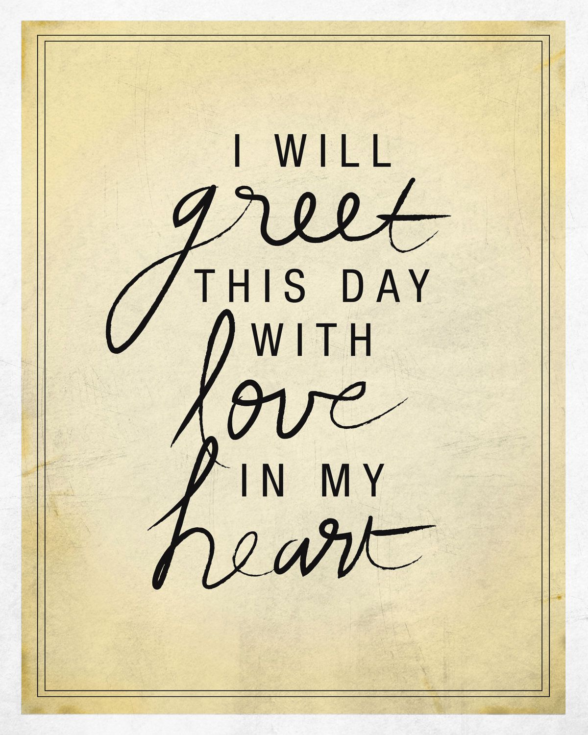 Og Mandino Quotes: I Will Greet This Day With Love In My Heart