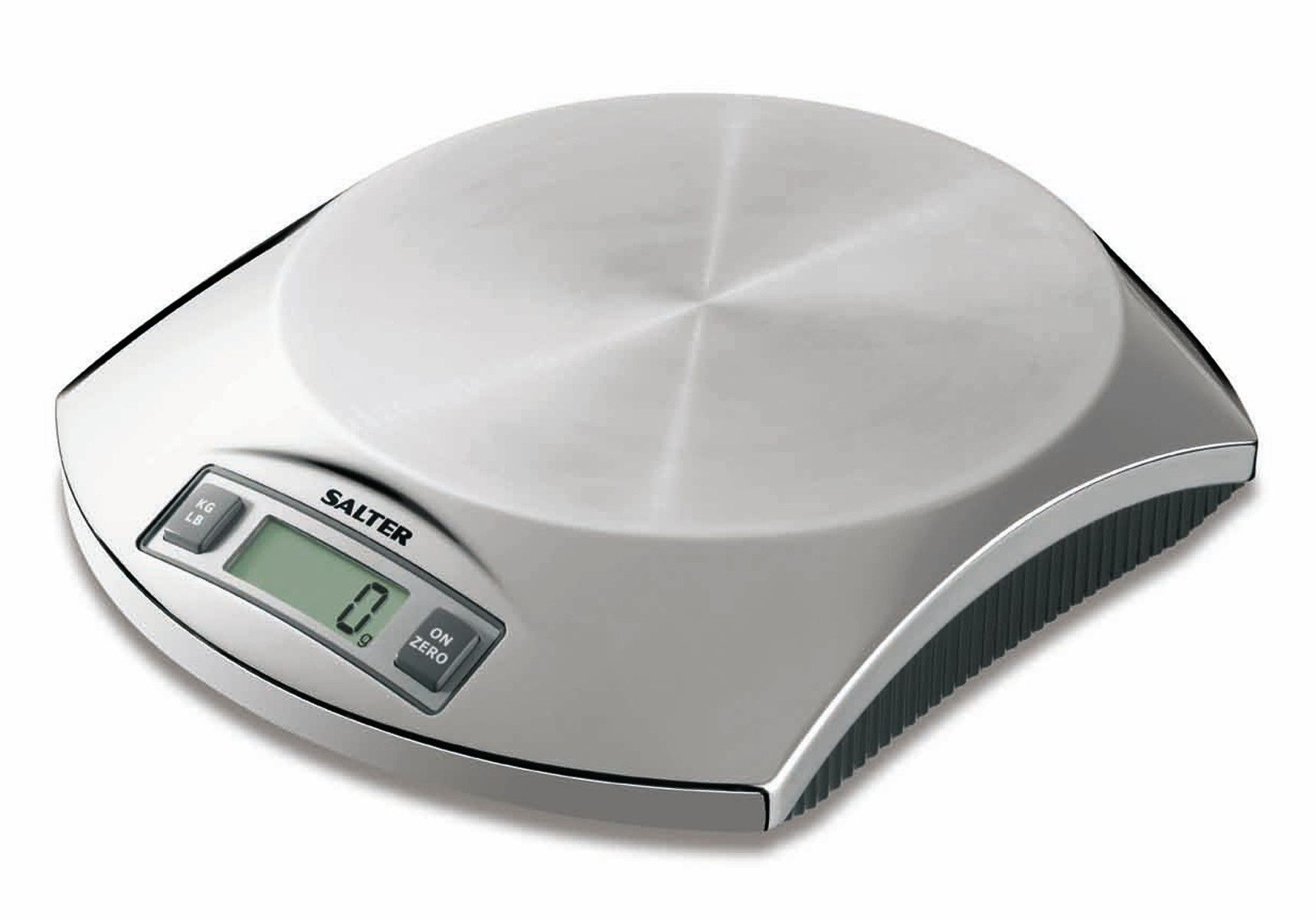 Salter Stainless Steel Electronic Kitchen Scale | Products | Pinterest
