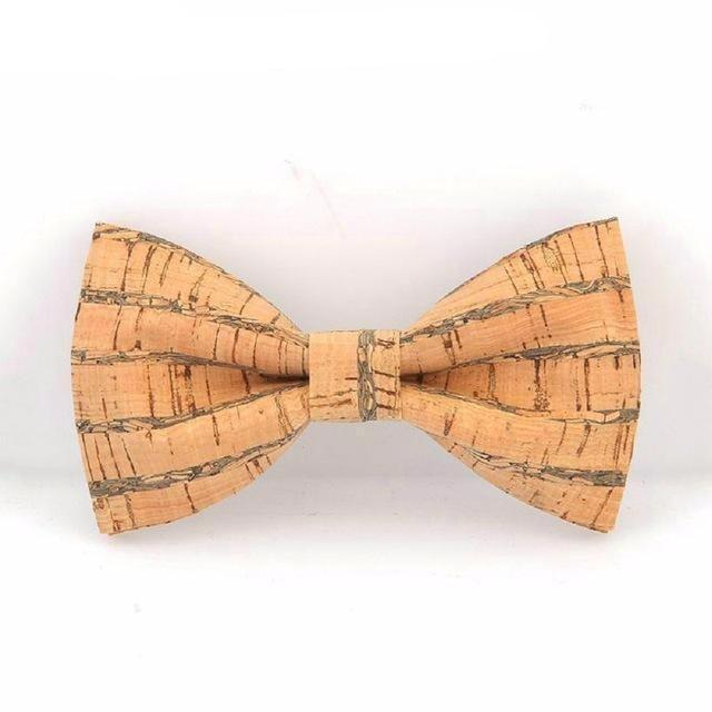 Corkwood Bow Ties