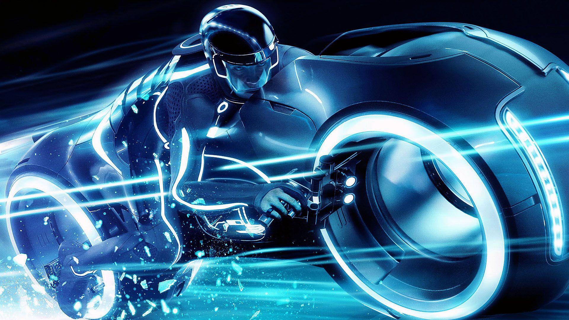Bon Tron Bike HD Wallpaper | Wallpapers | Pinterest | Tron Bike And Hd Wallpaper