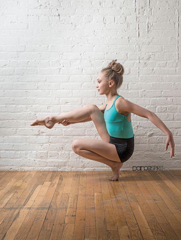 Maddie Ziegler (Photo by Lucas Chilczuk) | Dance, Dance ...