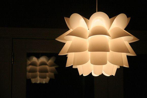 Luminária Lótus R$129,99
