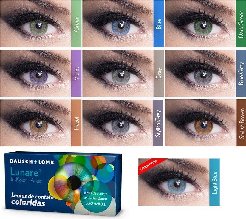Lentes de Contato Coloridas Halloween Eyes, Circle Lenses, Color Names,  Colored Contacts, c971e6cd3b