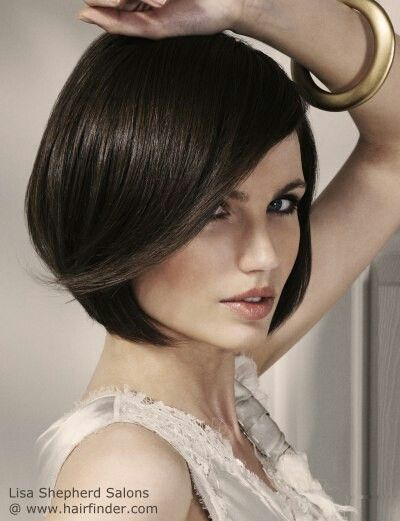 Classic Inverted Bob Source Hairfinder Short Hairstyles