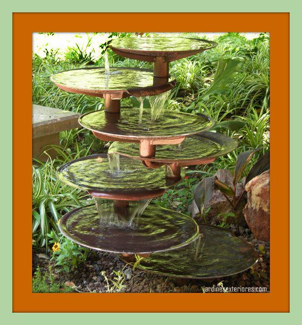 decoraciones para jardines pequeños | JARDIN | Pinterest ...