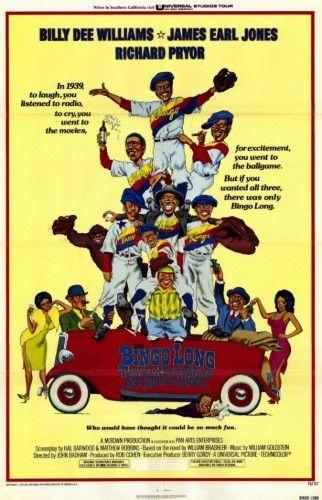 The Bingo Long Traveling All Stars Motor Kings Movie Poster 11