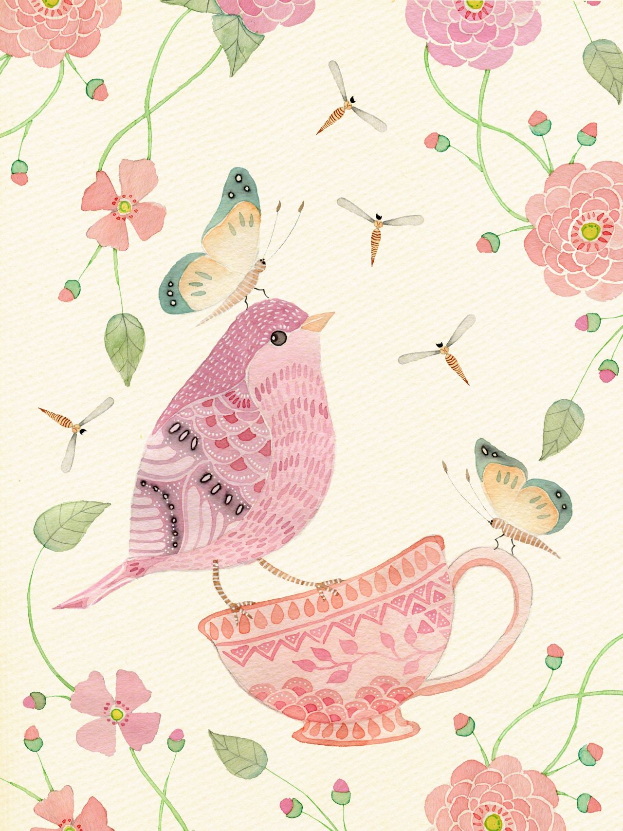 'Time for Tea!' by Colleen Parker