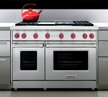 Dual Fuel Kitchen Ranges Sub Zero Wolf Appliances Gas Range French Door Refrigerator Gas Cooker