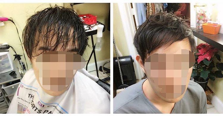 Before and after shot #beforeafter #haircut #hair #hairbestie #menshaircut #style #hairstyle #hairstylist #cosmetology #hairdresser #instahair #instahaircut #instagram #dallas #texas #머리 #머리커트 #머리스타그램 #미용 #미용사 #미용실 #남자머리스타일 #남자머리커트 #달라스#텍사스 http://tipsrazzi.com/ipost/1517467022265465572/?code=BUPIDeEgLrk