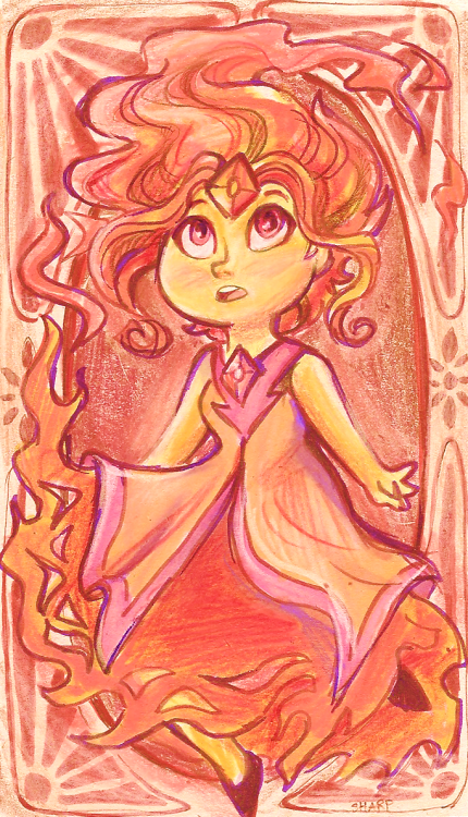 Flame Princess. :)