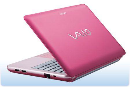 My Pink Sony Vaio Pink Laptop Best Laptops Pink