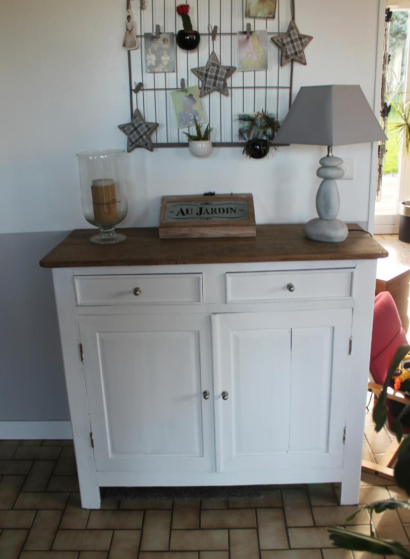 Buffet instructions de montage do it yourself bosch meubles cr ation transformation d co - Relooking vieux meubles ...