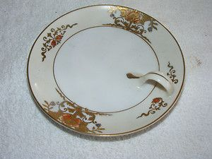 plate with finger handle
