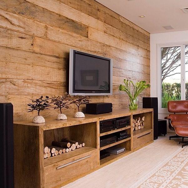 detail de salle familiale en bois 5 Idées de décoration pour la ...