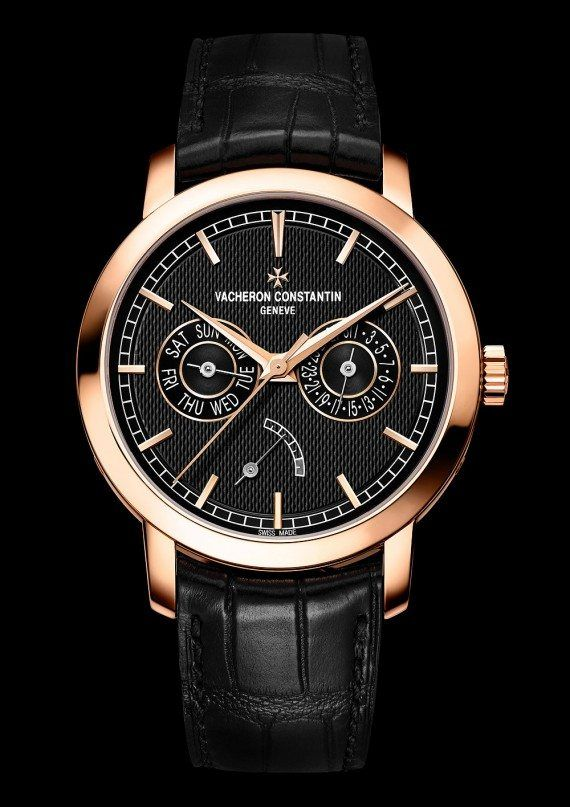 9f571300437 Vacheron Constantin Traditionnelle Day-Date   Power Reserve - front ...