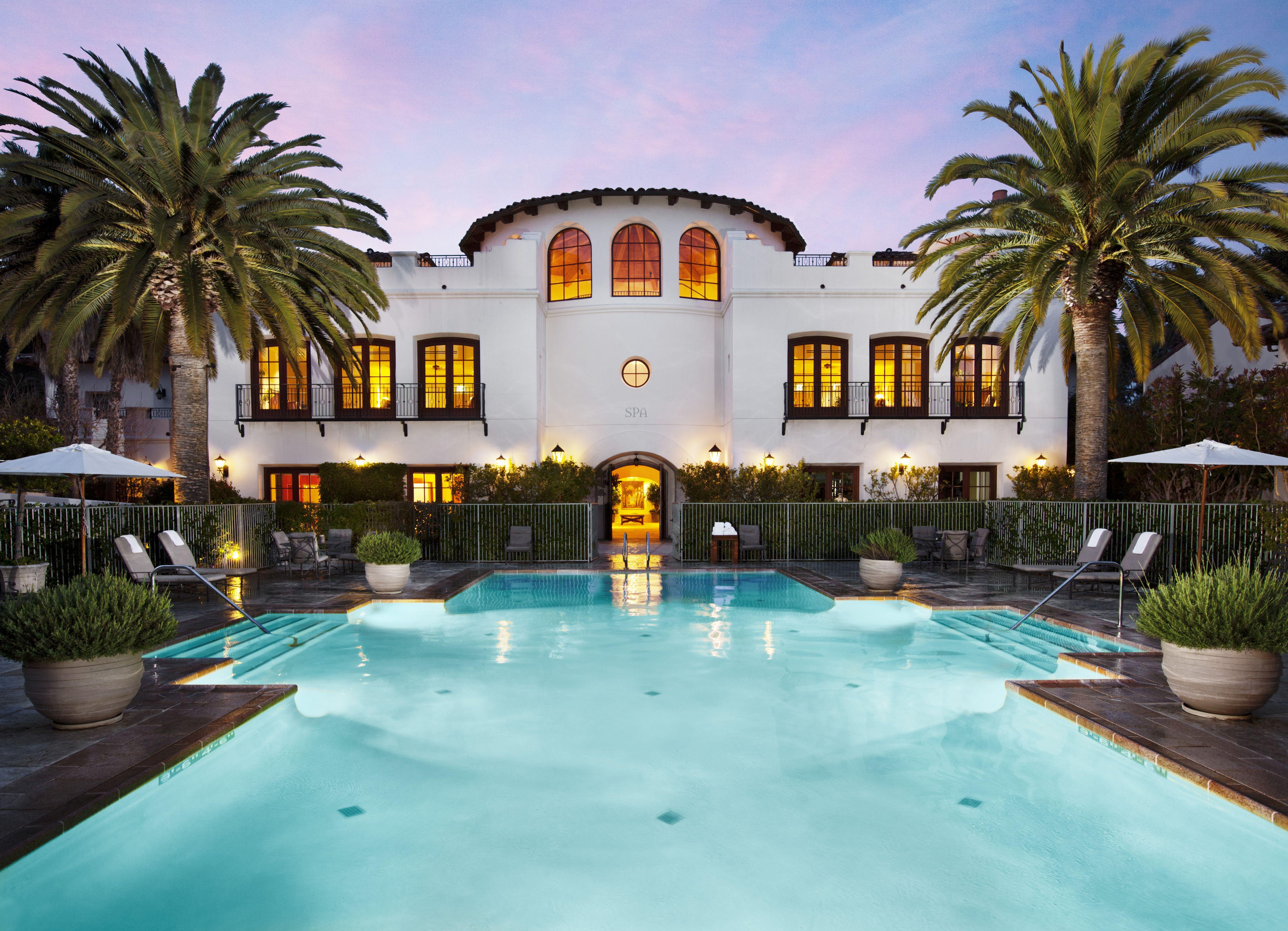 Santa Barbara Hotels Experience Laid Back Luxury And Contemporary Comfort At Bacara Resort Spa A Beachfront