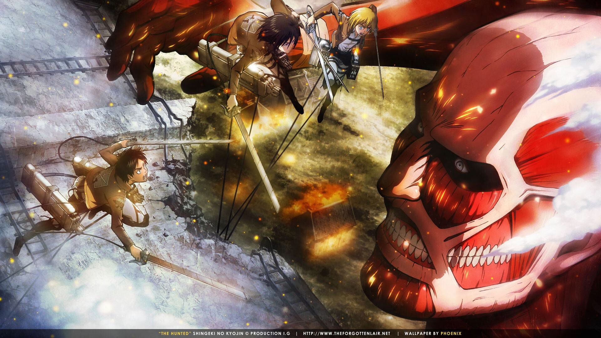 Anime- ATTACK ON TITAN