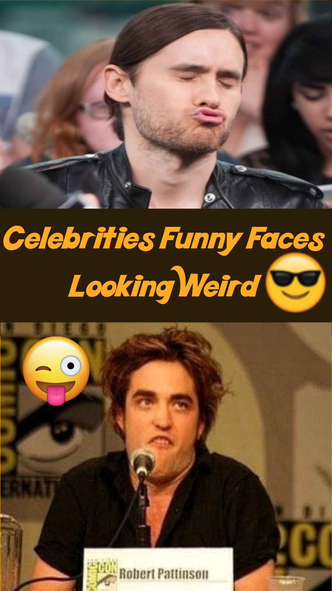 Celebrities Funny Faces Looking Weird Celebrity funny
