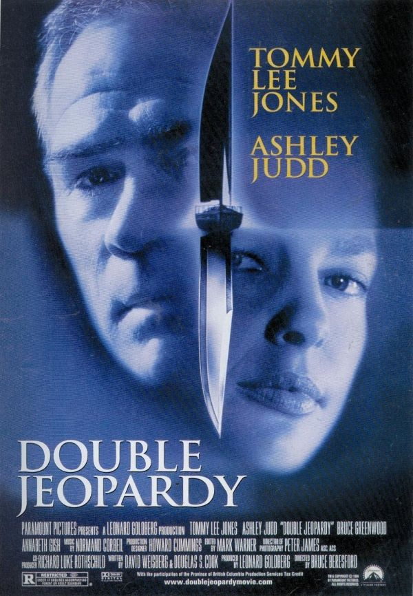 Picture Of Double Jeopardy Love Movie Movies Worth Watching Film Music Books