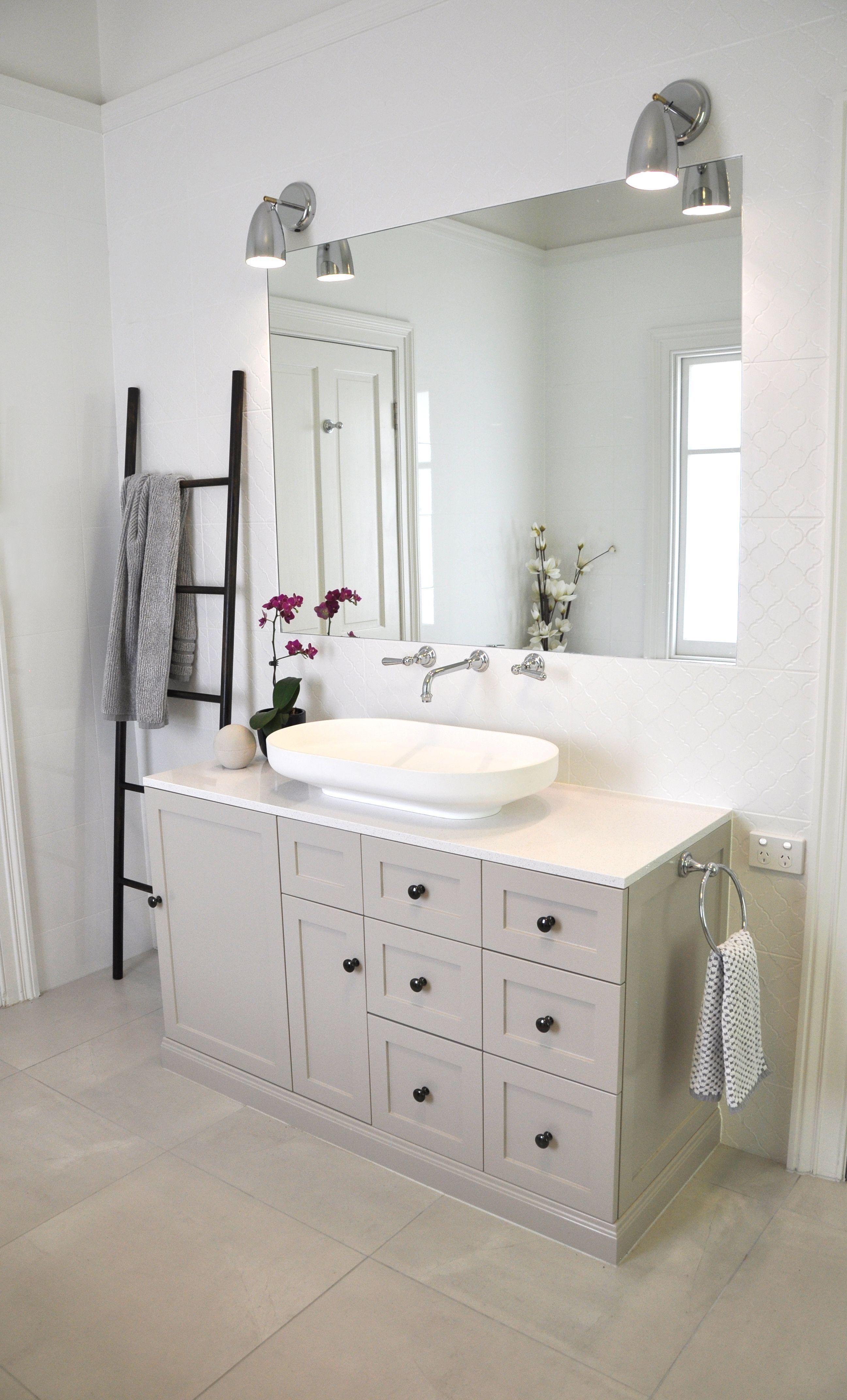 Valentine interiors + design. Residential bathroom design, Hobart ...