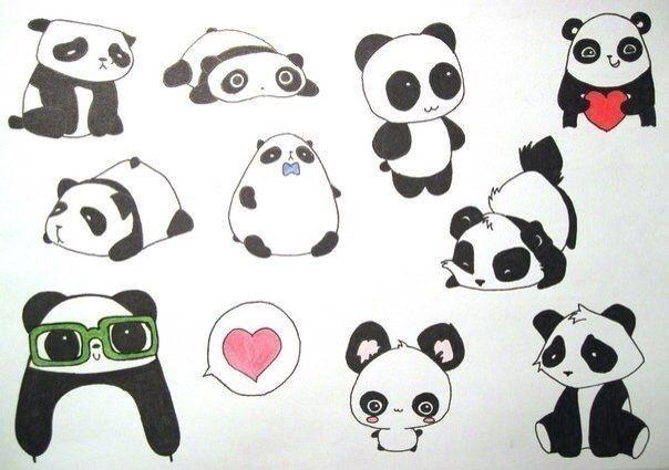 картинки милых животных для срисовки - Поиск в Google ...