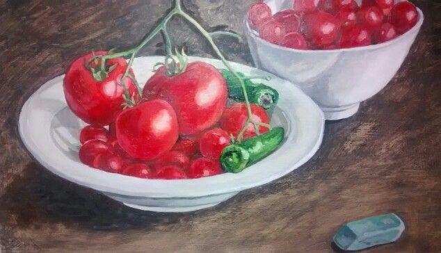 Sam Fogg's tomatoes.